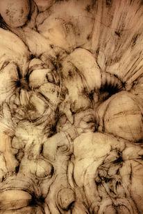Celldweller, Skizze, Tuschezeichnung, Zeichnung
