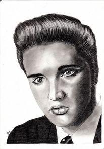 Zeichnung, Portrait, Zeichnungen, 2014