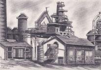 Industriedenkmal, Industrie, Hochofen, Neunkircher hütte