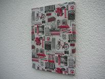 Textil, Dekoration, Holzbildhauerei, Kunsthandwerk