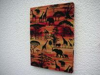Afrika, Holzbildhauerei, Kunsthandwerk,