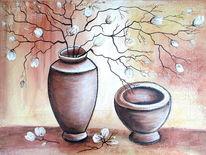 Malen, Ölmalerei, Acrylmalerei, Zeitgenössisch