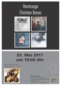 Plakatkunst, Vernissage, Ausstellung, Pinnwand