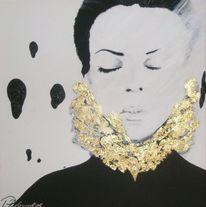 Kreide, Emotion, Schönheit, Acrylmalerei