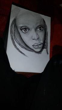 Zeichnung, Malerei, Karikatur, Portrait