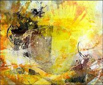 Sonne, Tor, Licht, Digitale kunst