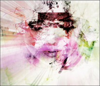 Gesicht, Ausdruck, Fantasie, Digitale kunst