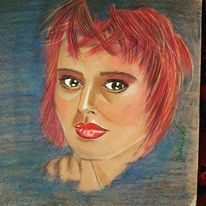 Malen, Zeichnen, Farben, Menschen