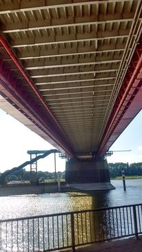 Hafen, Fotografie, Wasser, Brücke