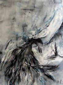 Tod, Vogel, Krähe, Zeichnungen