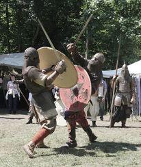 Mittelalter, Rüstung, Atelier, Historienmalerei