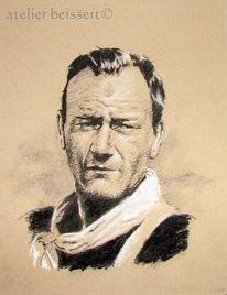John wayne, Cowboy, Schauspieler, Amerika