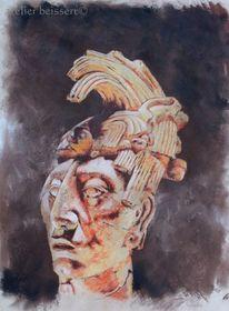 Maya, Pakal, Amerika, Historie