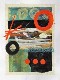 Abstrakt, Kleben, Abstrakte kunst, Ausdruck
