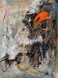 Abstrakt, Linie, Malerei, Expressionismus