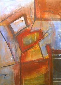 Fratze, Acrylmalerei, Alptraum, Figur