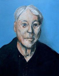 Alter mann, Portrait, Gesicht, Regisseur