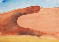 Afrika, Dünen, Landschaft, Namibia