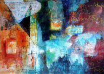 Malerei, Abstrakt, Kern