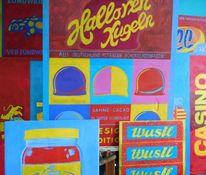 Papp art, Casino, Pop art, Kunst halle saale