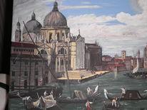 Kirche, Malerei, Venedig