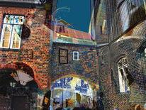 Tor, Stadttor, Stadt, Outsider art