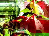 Weihnachten, Outsider art, Digitale kunst, Digital