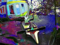 Outsider art, Digitale kunst, Digital, Hof