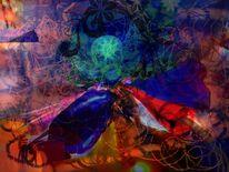 Outsider art, Digitale kunst, Digital, Denken