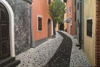 Gasse, Straße, Tor, Italien