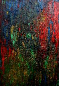 Malerei, Depression