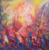 Licht, Kontrast, Farben, Malerei