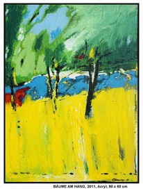 Surreal, Feld, Welle, Grün