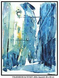 Malerei, Moderne norddeutsche malerei, Bilder fürs büro, Wandbilder