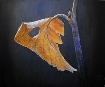 Struktur, Antik, Herbst, Patina