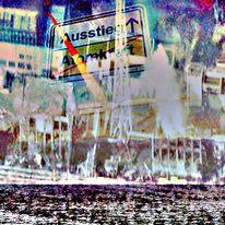 Druck, Digital, Abstrakte kunst, Moderne kunst