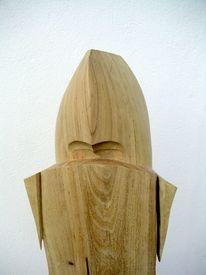 Moderne kunst, Holzskulpturen, Holzbildhauer, Holz