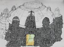 Zeichnungen, Festung