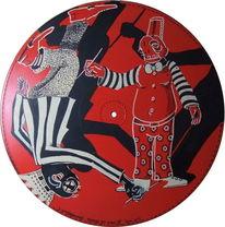 Vinyl, Fantasie, Acrylmalerei, Illustration
