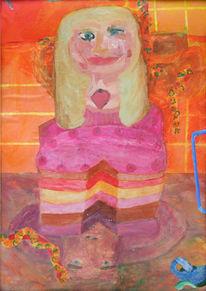Malerei, Torte
