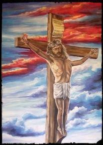 Vergebung, Kreuz, Sünde, Himmel