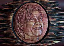Portrait, Menschen, Frau, Kunsthandwerk