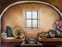 Stillleben, Malerei, Provence