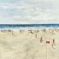 Spaziergang, Welle, Sylt, Sommer