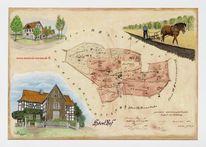 Geschichte, Hövelhof, Handwerk, Landwirtschaft
