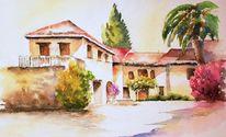 Hacienda, Spanien, Urlaub, Sonne
