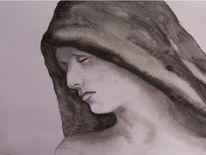 Pietà, Trauer, Skulptur, Schmerz