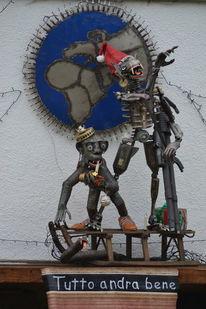 Kunst aus schrott, Brenz, Monster, Heidenheim