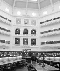 Einsamkeit, Bücher, Melbourne, Bibliothek