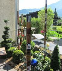 Installation, Kunsthandwerk, Terrasse